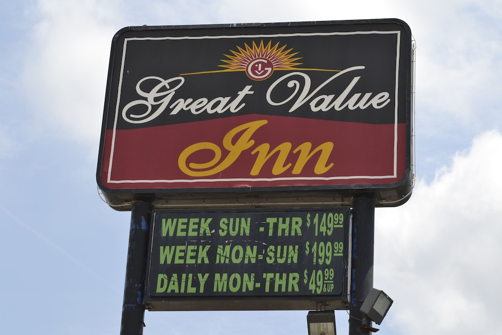 Exterior, Great Value Inn - Extended Stay