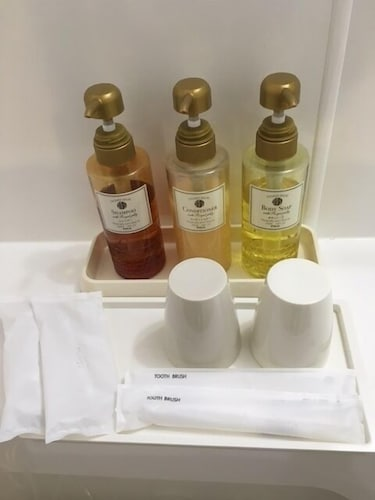 Bathroom Amenities, Green Hill Hotel Urban