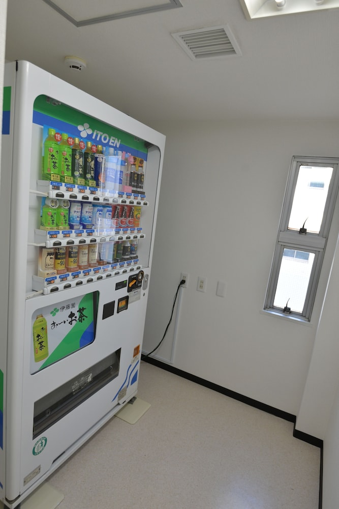 Vending Machine, Green Hill Hotel Urban