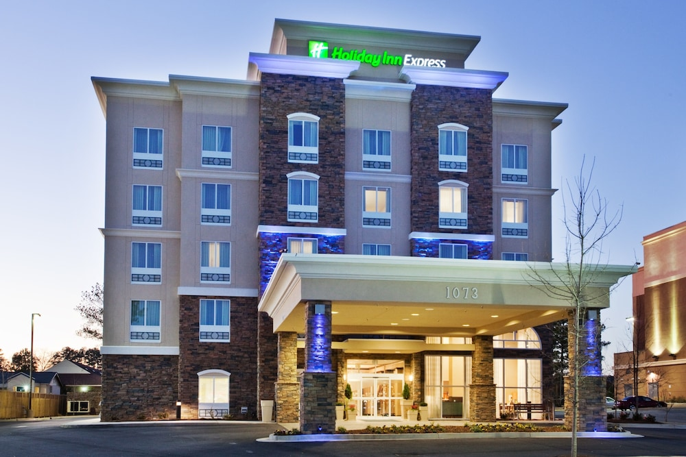 Exterior, Holiday Inn Express Augusta North, an IHG Hotel