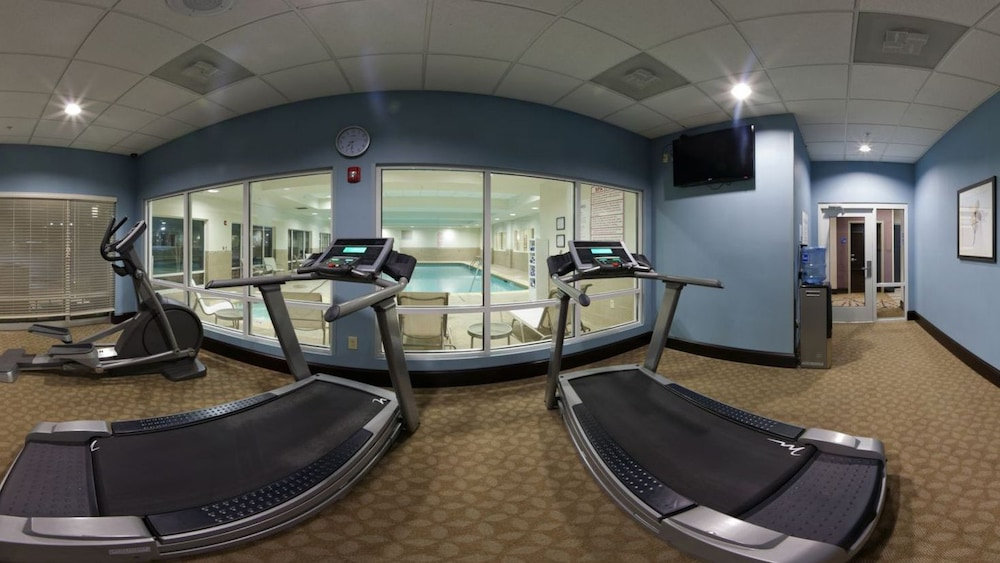 Gym, Holiday Inn Express Augusta North, an IHG Hotel