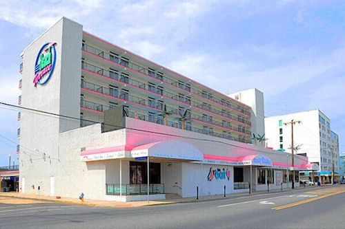 Front of Property, Beach Terrace Motor Inn