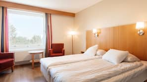 Biancheria da letto ipoallergenica, materassi a doppio strato