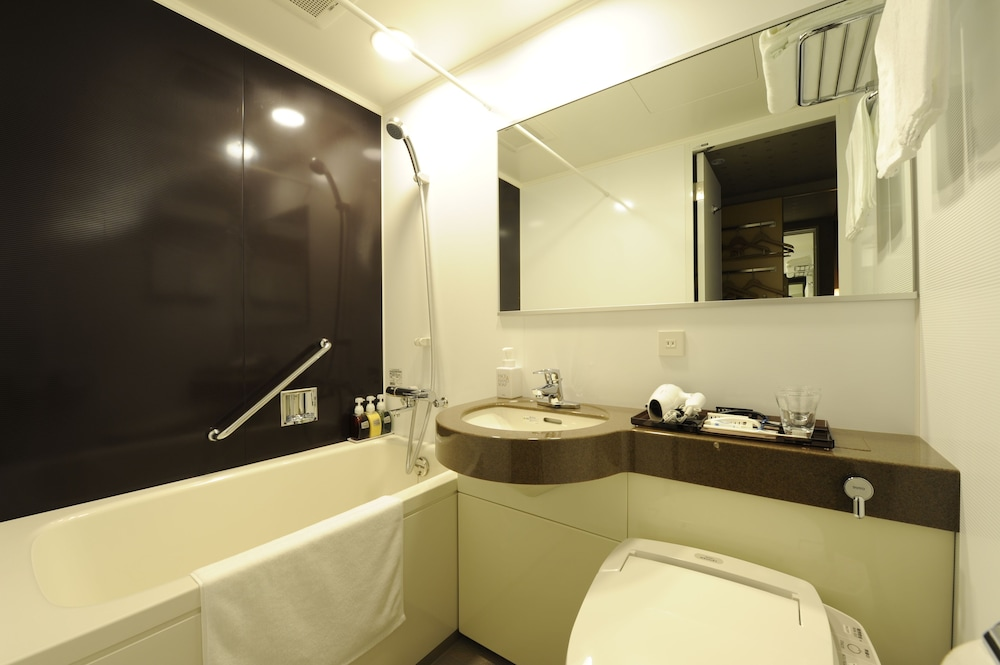Bathroom, Best Western Hotel Fino Osaka Shinsaibashi