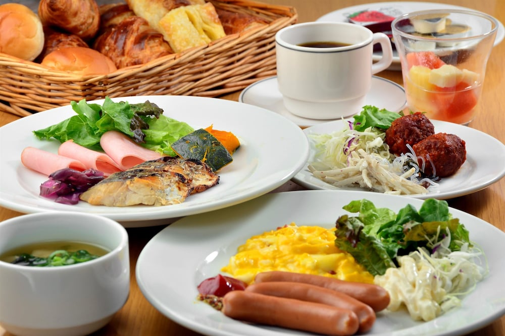 Breakfast Meal, Best Western Hotel Fino Osaka Shinsaibashi