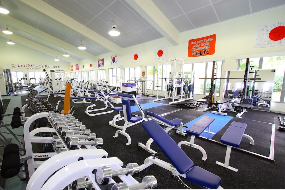 Fitness Facility, Leopalace Resort Guam