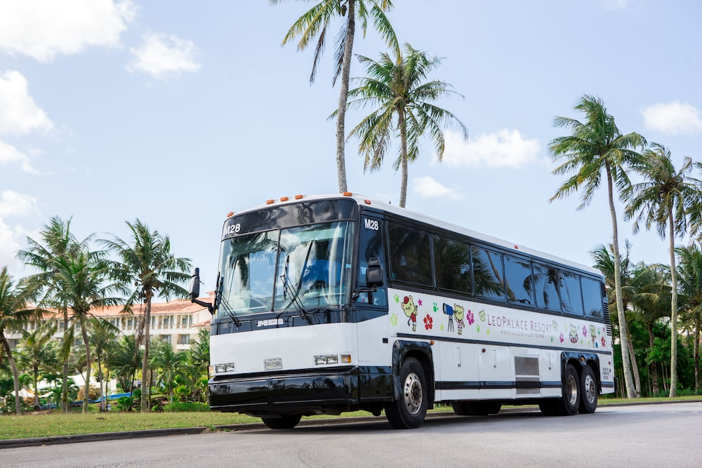 Airport Shuttle, Leopalace Resort Guam