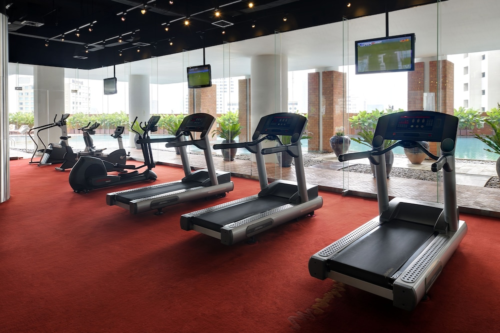 Fitness Facility, Tower Club at lebua (The World's First Vertical Destination)