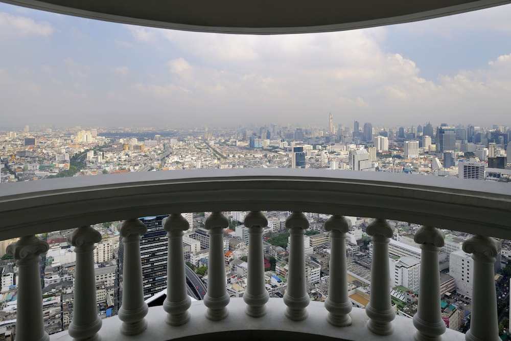 City View, Tower Club at lebua (The World's First Vertical Destination)