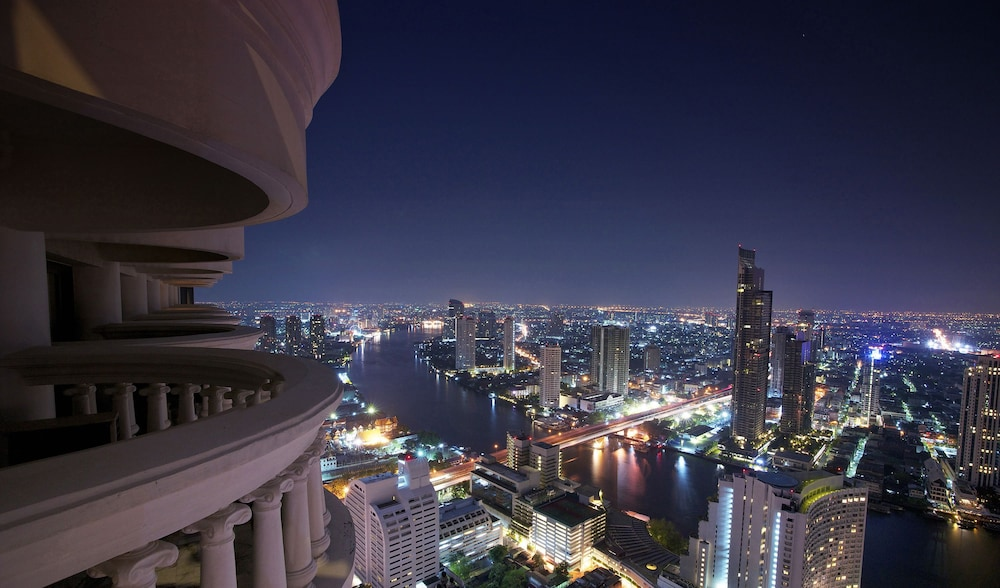 Room, Tower Club at lebua (The World's First Vertical Destination)