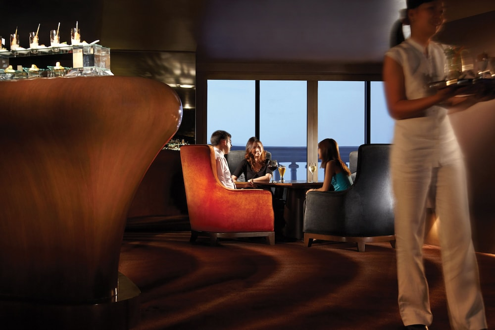 Lounge, Tower Club at lebua (The World's First Vertical Destination)