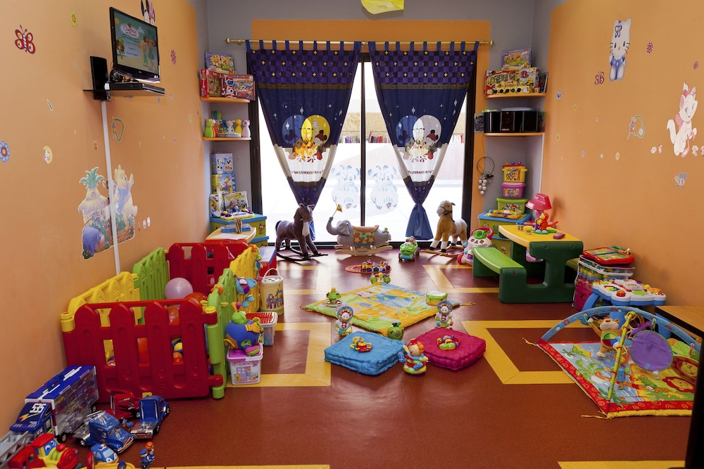 Children's Play Area - Indoor, Kenzi Club Agdal Medina All Inclusive