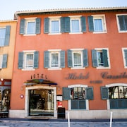 Hotel The Originals Cassis Port Cassitel (ex Inter-Hotel)
