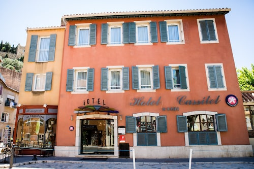 The Originals Boutique, Hôtel Cassitel, Cassis Port