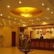 Greentree Inn Nanjing Caochangmen Business Hotel