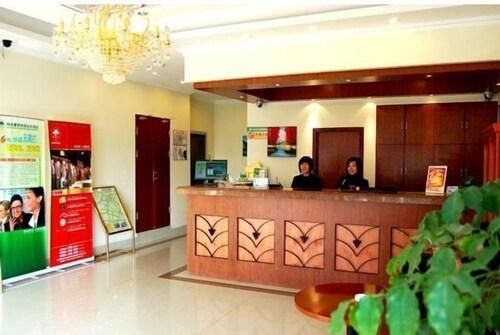 그린트리 인 난통 루동 웬펭 카이푸 스퀘어 비즈니스 호텔