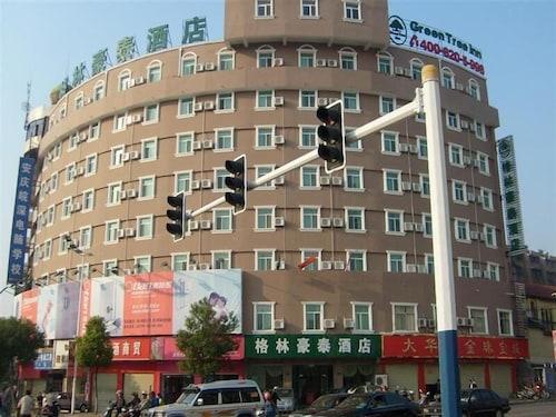 GreenTree Inn AnHui AnQing Yingjiang Temple XiaoSu Road Shell Hotel