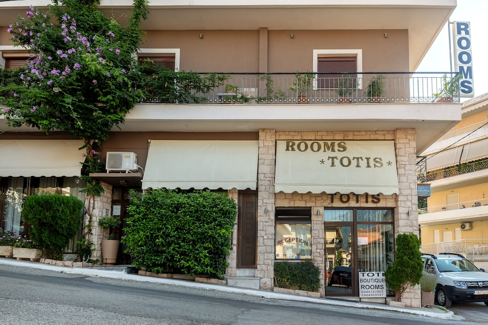 Front of Property, Toti Boutique Rooms