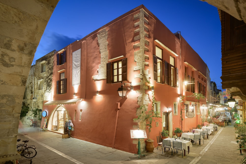 Book veneto boutique hotel rethymnon hotel deals for Boutique hotel crete