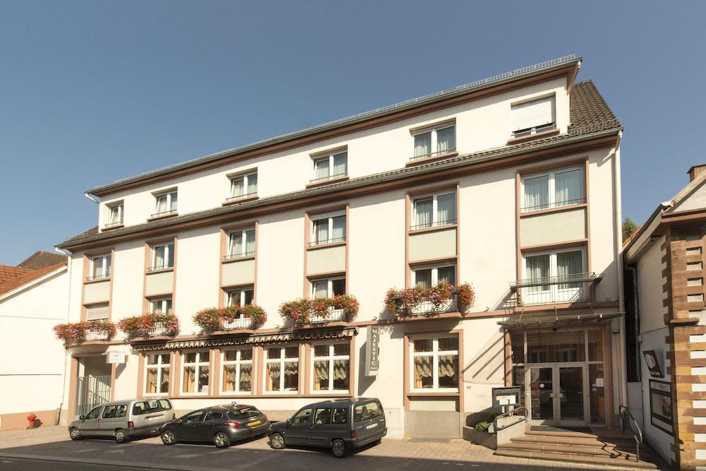 Hotel Majestic Alsace Bad Niederbronn Hotelbewertungen 2019