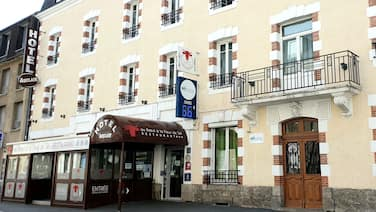 Brit Hotel Confort Auclair Gueret