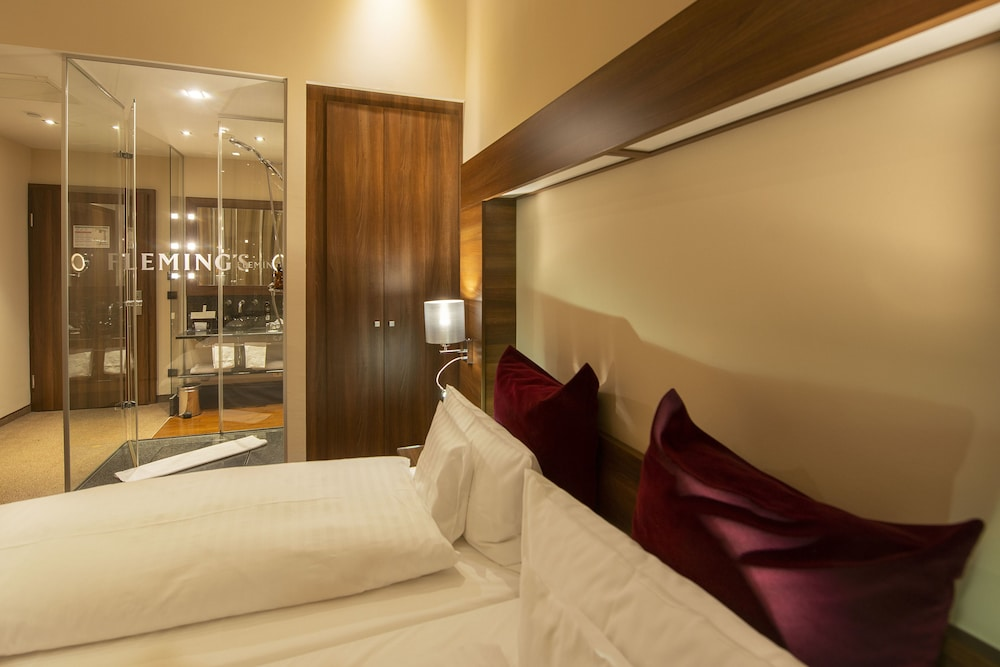 Room, Fleming's Selection Hotel Wien-City