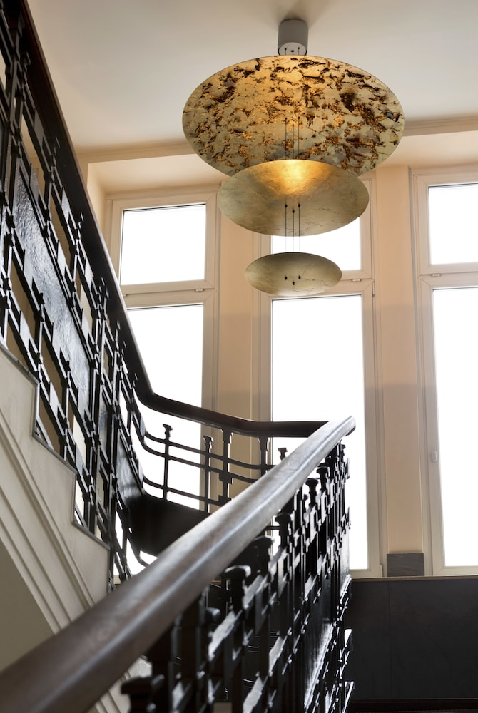 Staircase, Fleming's Selection Hotel Wien-City