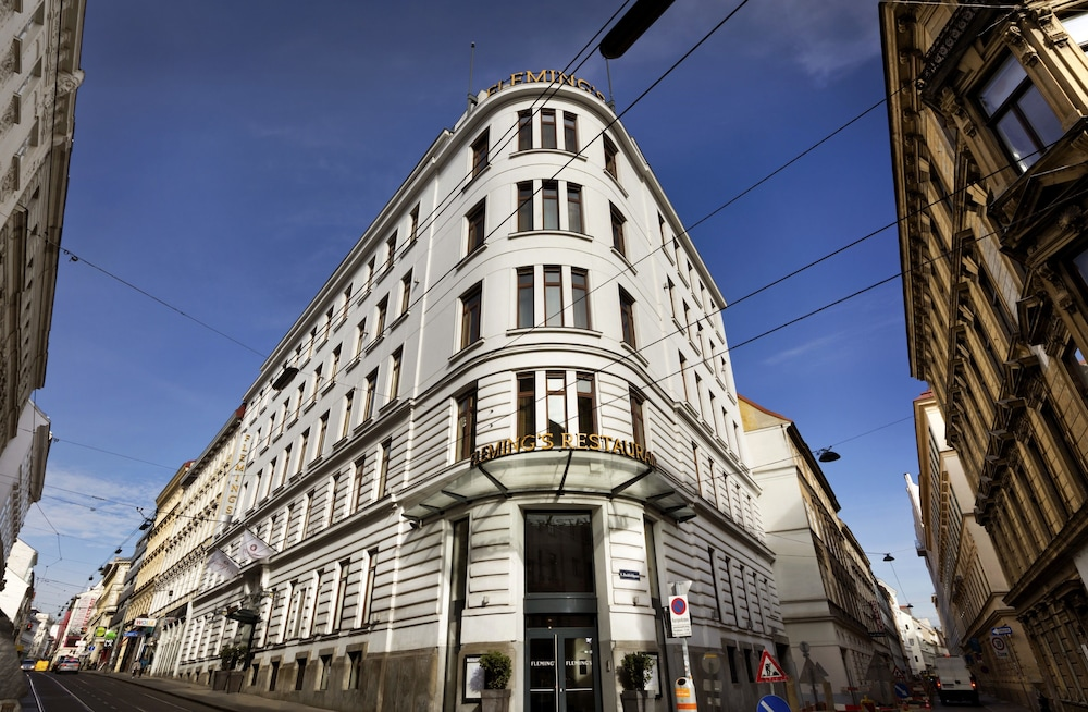 Front of Property, Fleming's Selection Hotel Wien-City
