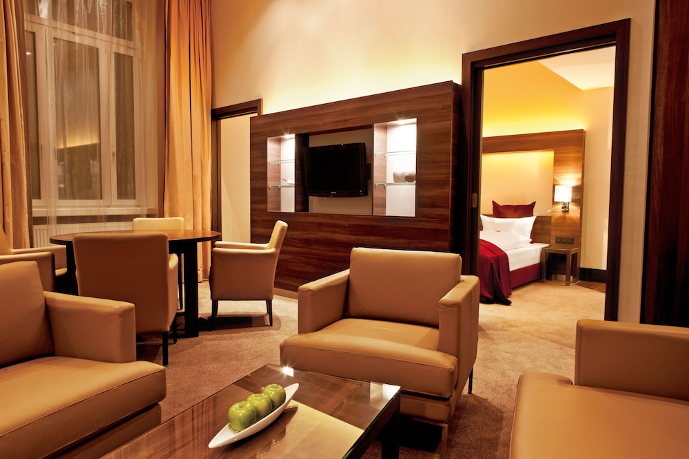Living Area, Fleming's Selection Hotel Wien-City