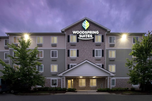 WoodSpring Suites Raleigh Apex