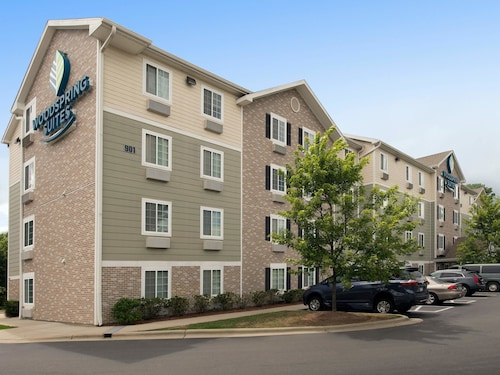 Check Expedia for Availability of WoodSpring Suites Raleigh Apex