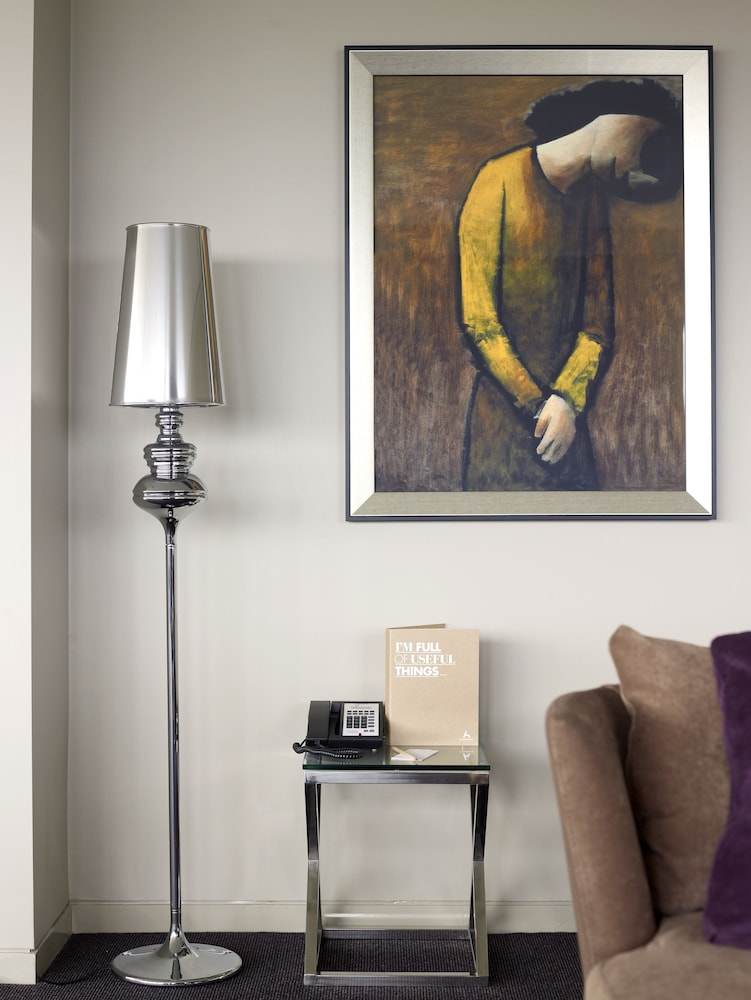 Living Area, Art Series - The Blackman