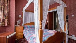 Premium bedding, iron/ironing board, linens