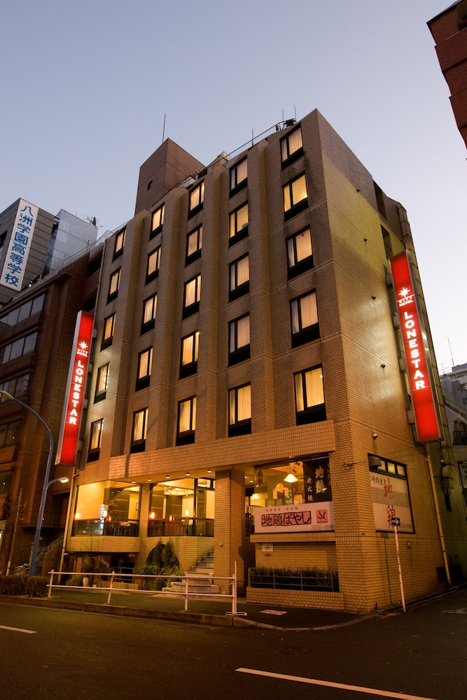 Exterior, City Hotel Lonestar Shinjuku