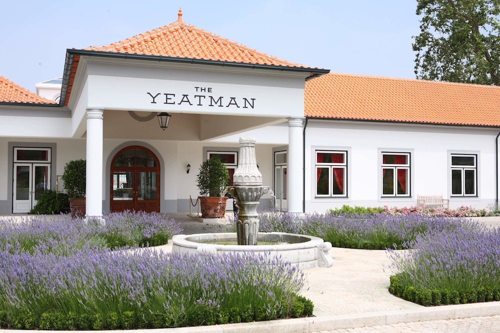 Front of Property, The Yeatman Hotel