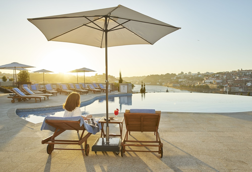 Outdoor Pool, The Yeatman Hotel
