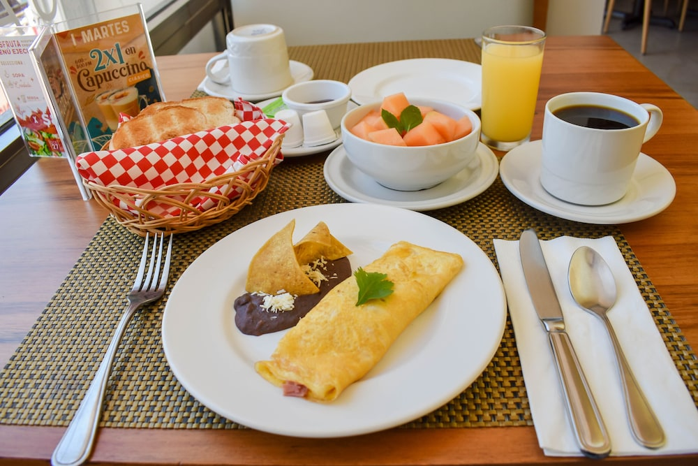 Breakfast Meal, Ambiance Suites Cancun