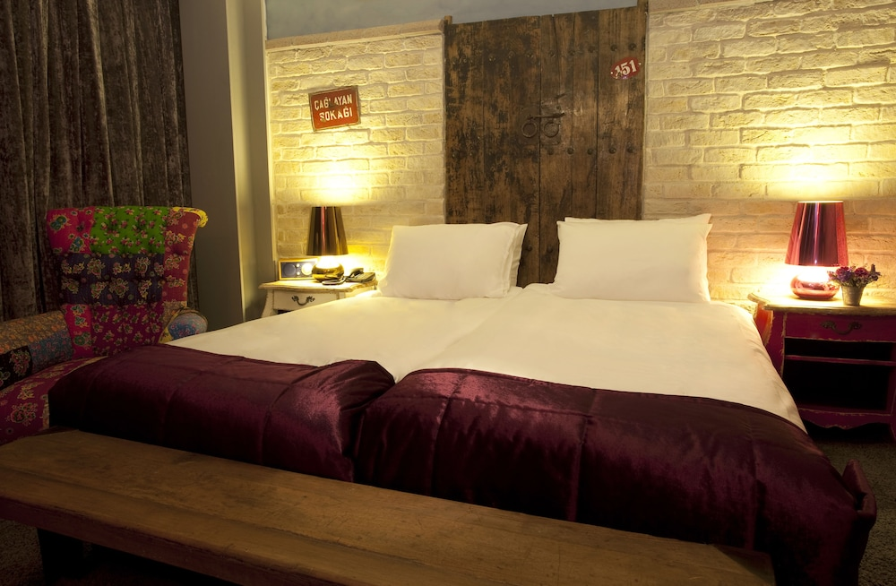 Hypnos design hotel in istanbul hotel rates reviews in for Designhotel istanbul