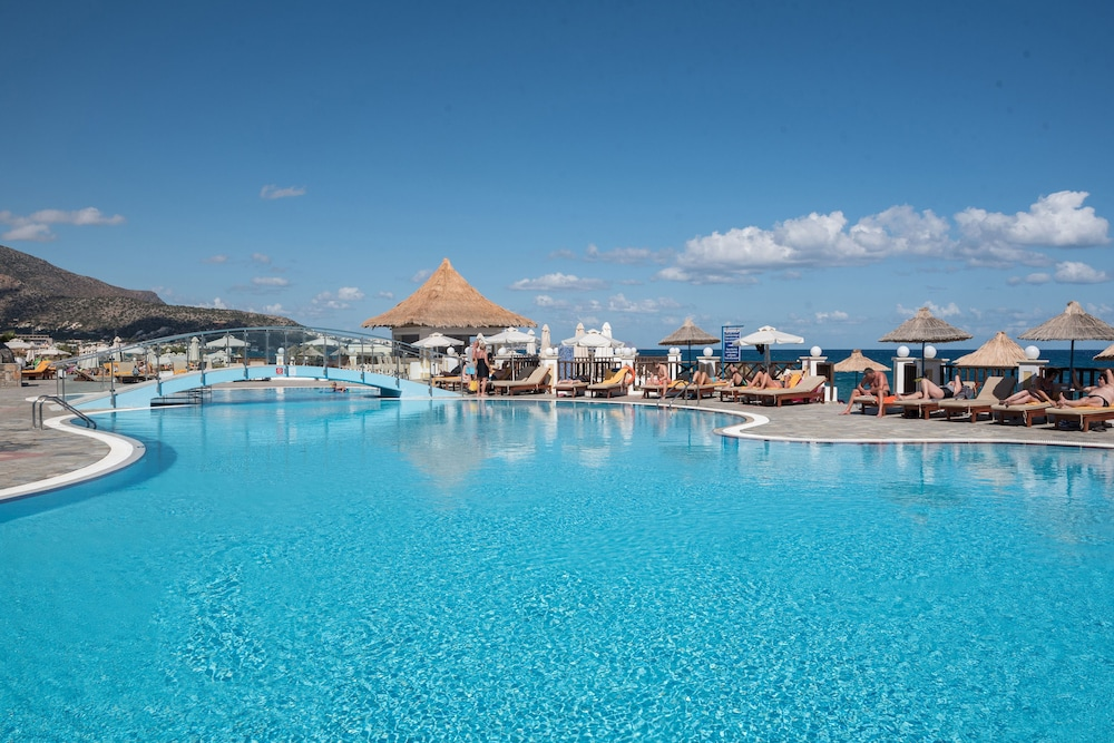 Pool, Alexander Beach Hotel & Village