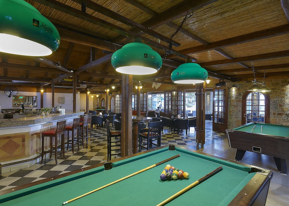 Billiards, Alexander Beach Hotel & Village