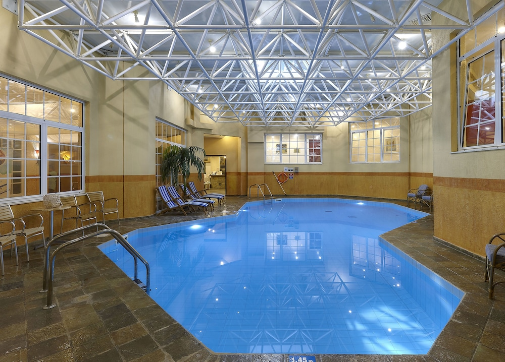 Indoor Pool, Alexander Beach Hotel & Village