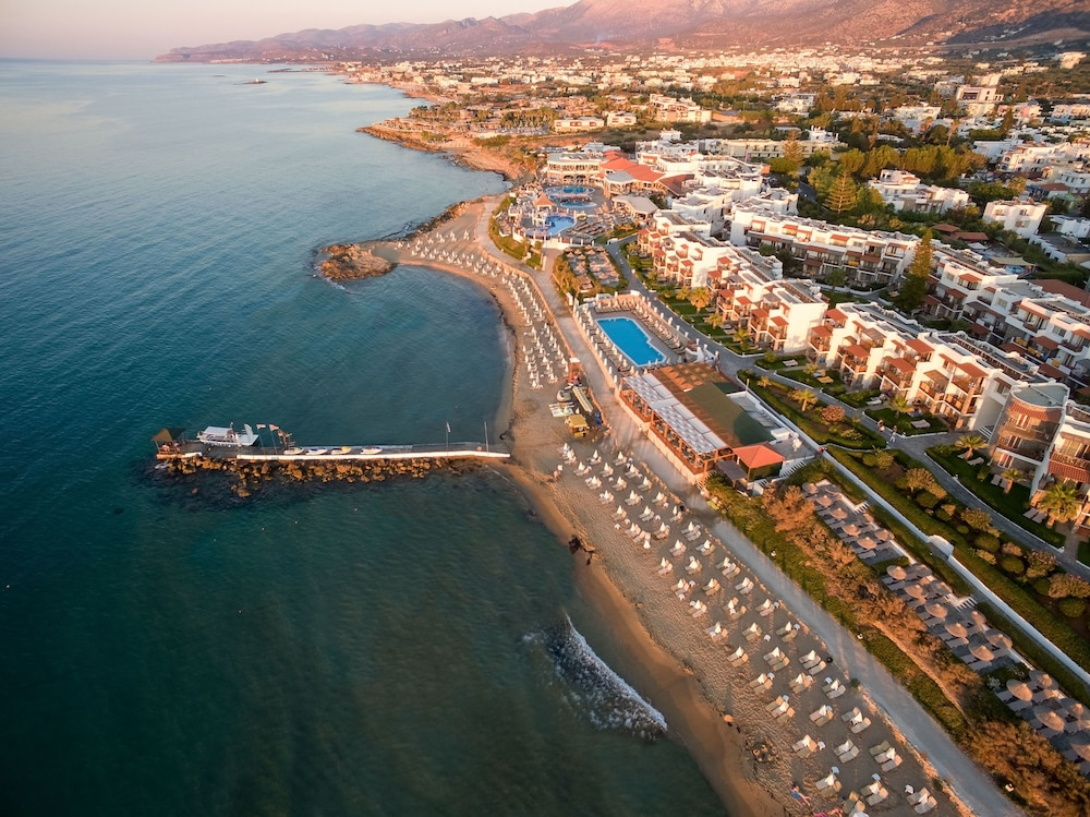 Aerial View, Alexander Beach Hotel & Village