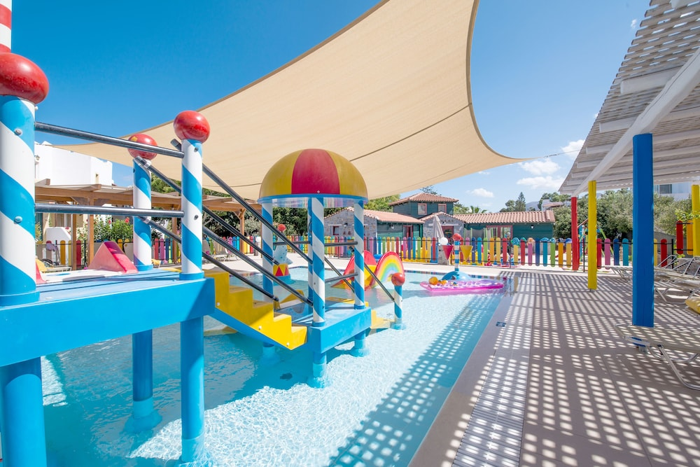 Children's Play Area - Outdoor, Alexander Beach Hotel & Village