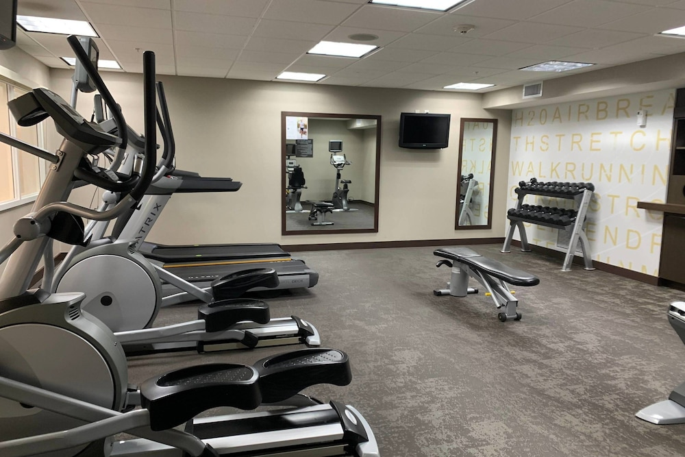 Gym, Residence Inn by Marriott Concord