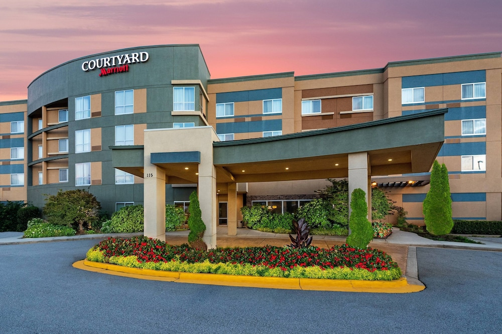 Exterior, Courtyard by Marriott Atlanta McDonough
