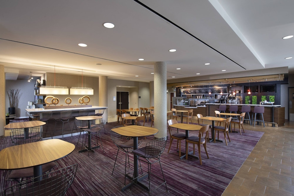 Restaurant, Courtyard by Marriott Atlanta McDonough