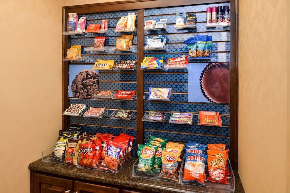 Snack Bar, Hampton Inn Williamsburg