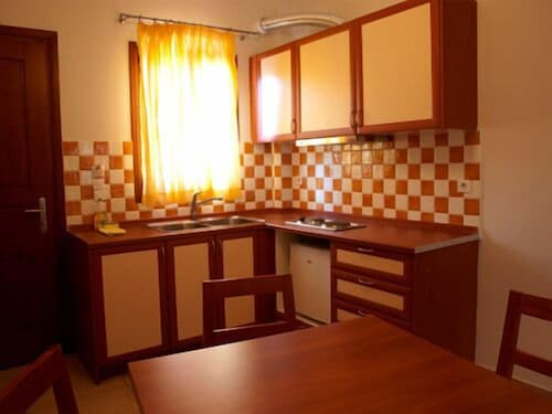 Private Kitchenette, Antonia Apartments