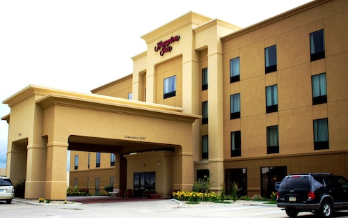 Check Expedia for Availability of Hampton Inn Junction City