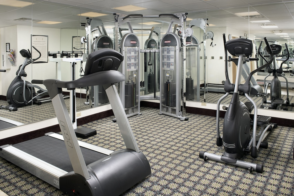 Fitness Facility, Staybridge Suites North Brunswick